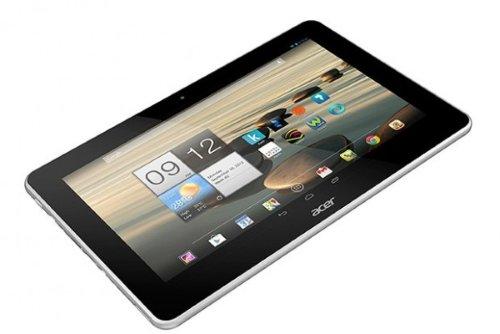 L'Iconia A3, la nouvelle tablette d'Acer.