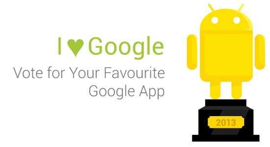 google-appawards2013