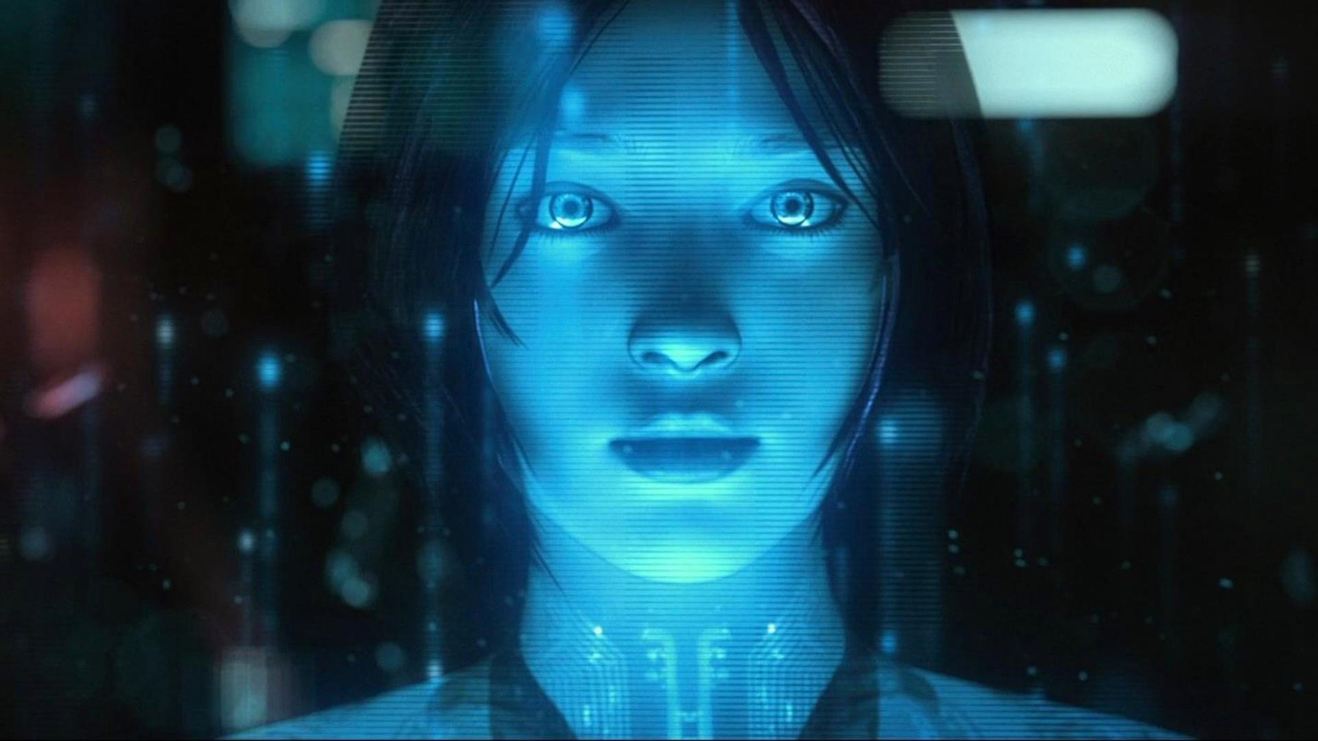 Cortana, la nouvelle IA de Microsoft, reprend le physique de l'un des personnages principaux de la série Halo.