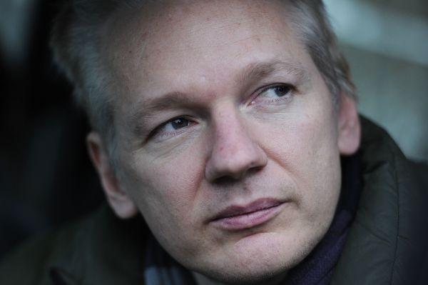 Julian Assange pourrait bien lancer une marque WikiLeaks ©AFP PHOTO /CARL COURT