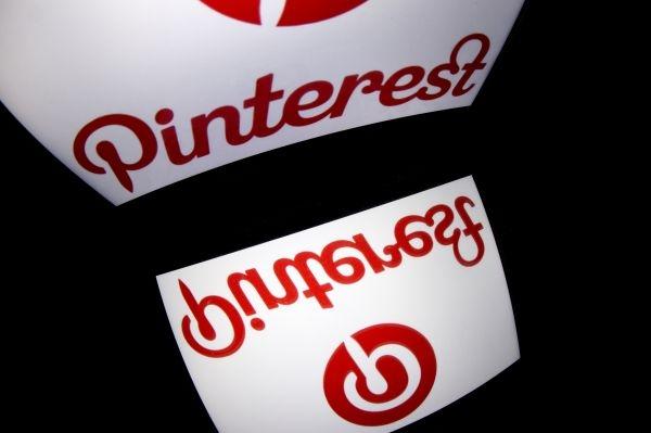 Pinterest est déjà utilisé par de nombreuses marques qui y mettent des photos de leurs produits pour tenter d'attirer des clients. ©AFP