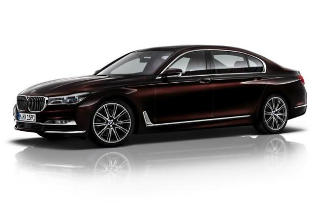 La Série 7 fait actuellement partie des véhicules offrant le plus de fonctionnalités d'assistance à la conduite chez BMW.