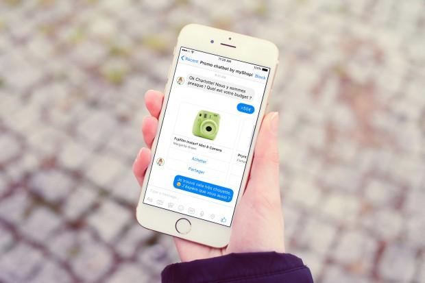 Promo chatbot by myShopi