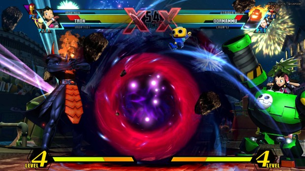 ultimate marvel vs capcom 3 ps4 3