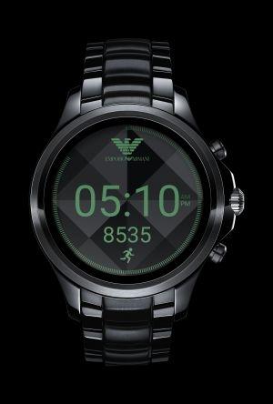 giorgio armani smartwatch