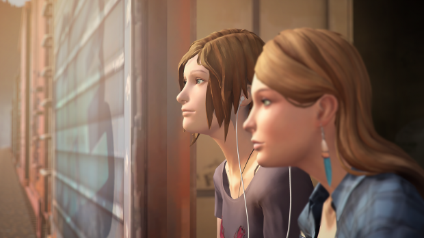 Life is strange Before the Storm(2)