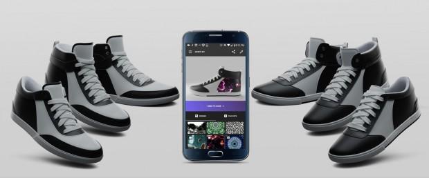Shiftwear shoes