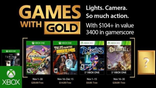 Games with gold novembre17