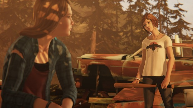Life is strange Before the Storm (1)