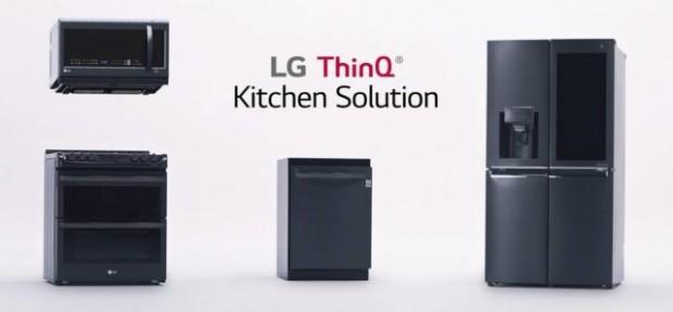 LG ThinQ electro