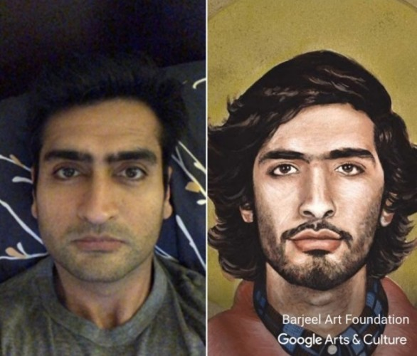 kumail-nanjiani-tries-the-google-arts-culture-app