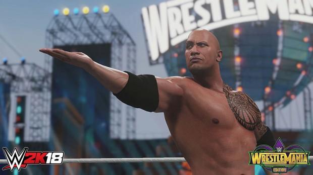 WWE 2K18 WrestleMania