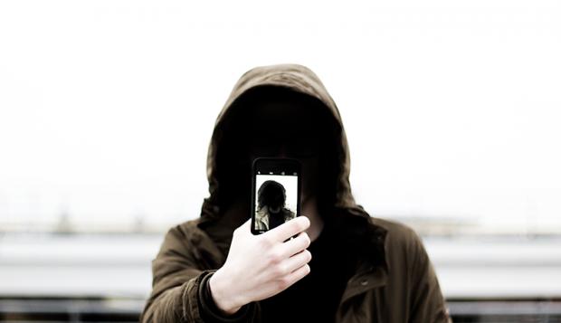 selfie dark web