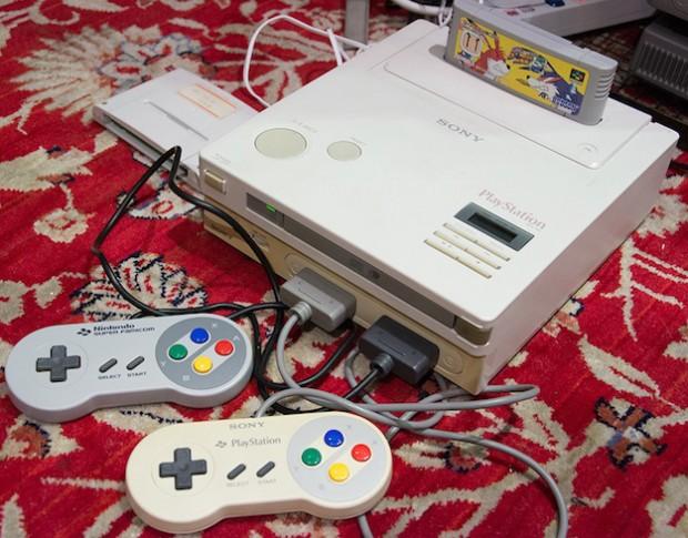 Le projet avorté entre Nintendo et Sony.