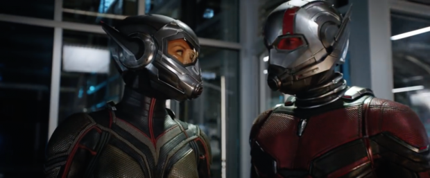 Ant-Man and the Wasp(2)