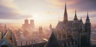 Ubisoft Assassin's Creed Unity Notre-Dame de Paris