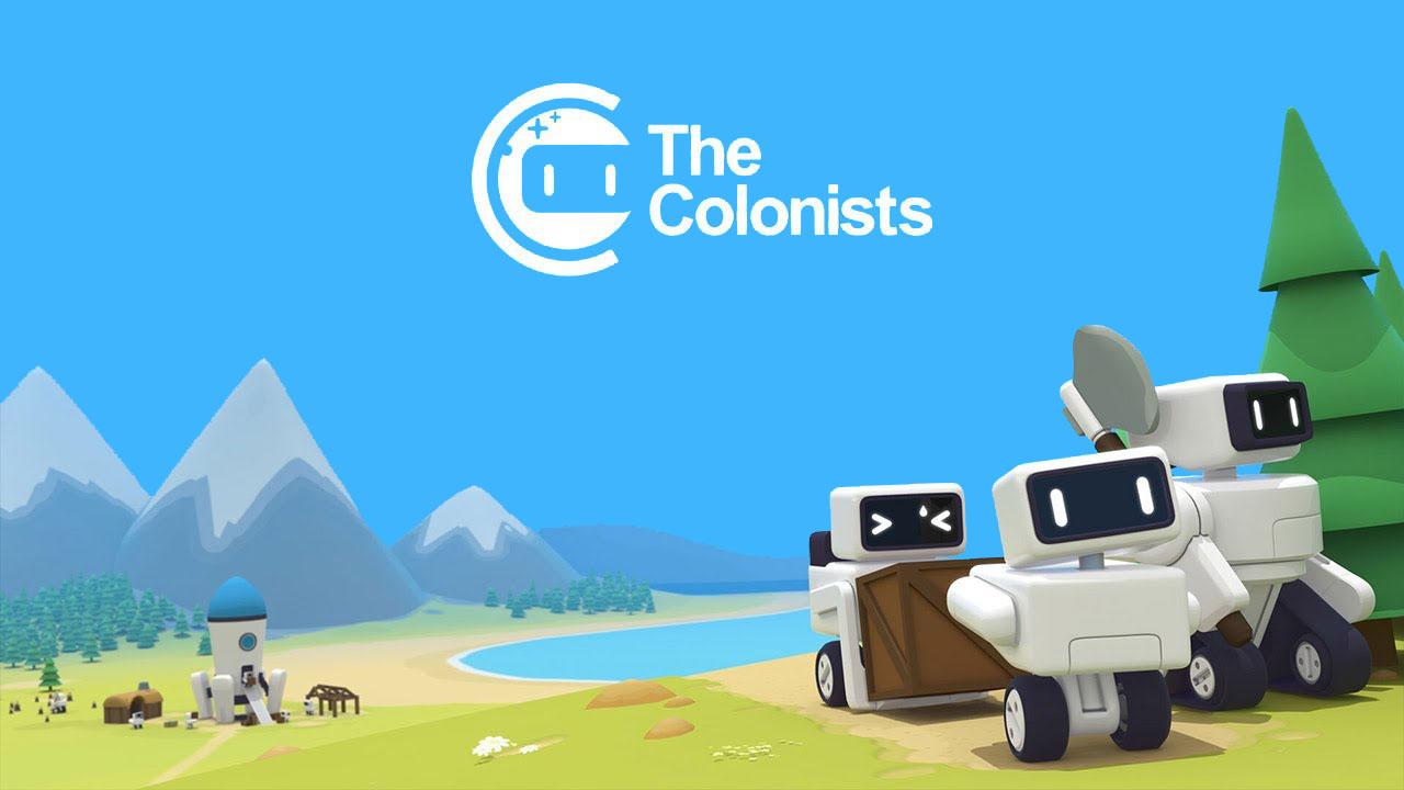 Test – The Colonists : un city-builder sans prise de tête