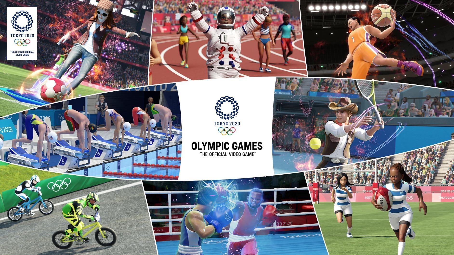 Test Jeux Olympiques De Tokyo 2020 Quand Olympiades Rime Avec Arcade Geeko