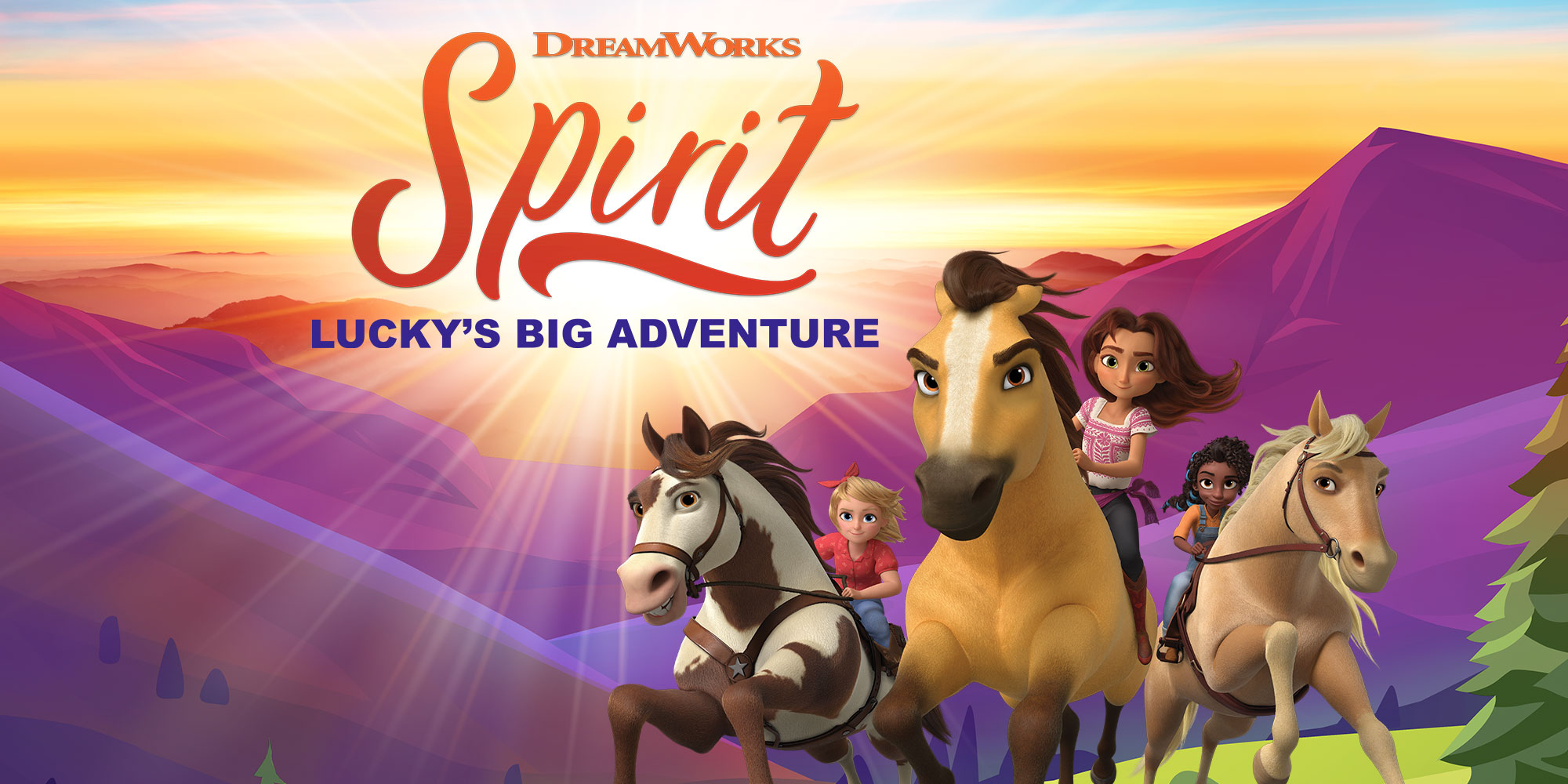 Test – Spirit La grande aventure de Lucky : l'étalon pas si docile