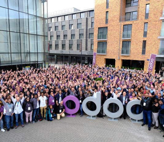 La start-up Odoo devient une licorne